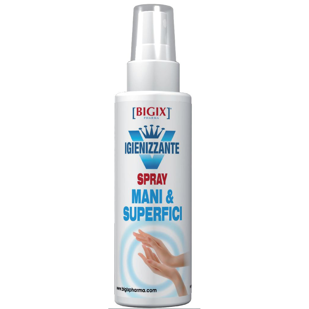 Spray disinfettante 100ml.